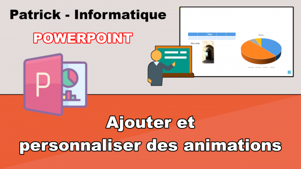 PowerPoint 2013 - Les animations